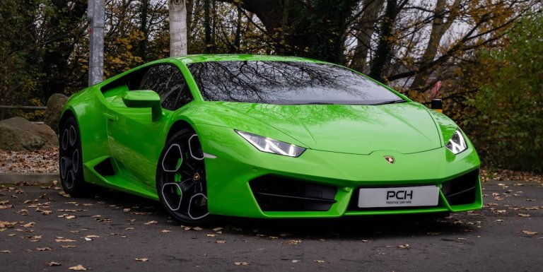Huracan PCH featured new