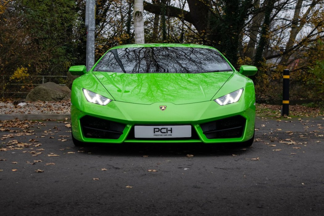 Huracan PCH front1