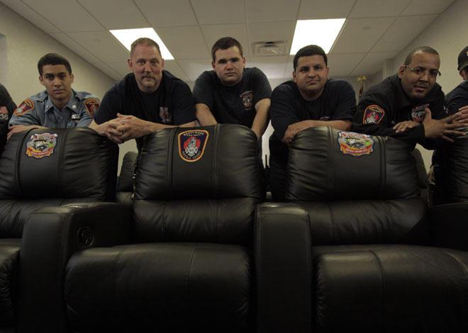 Custom Firehouse Furniture  Fire Station Furniture