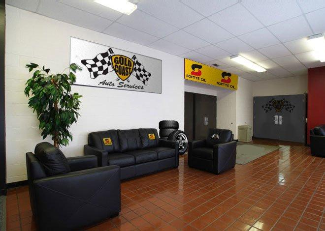 Automotive Custom Furniture  Business Furniture