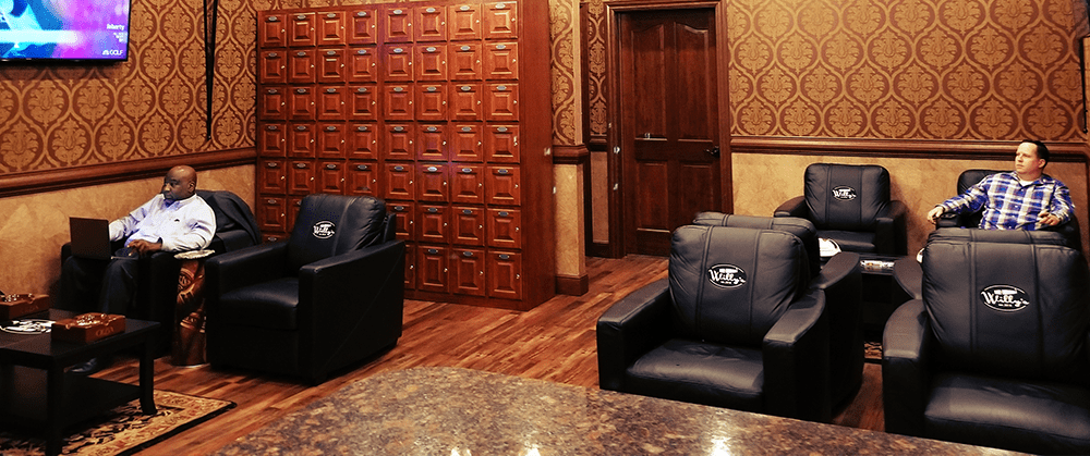 Cigar Lounge Furniture