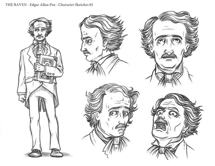 Characters of the raven by edgar allan poe. What Is a