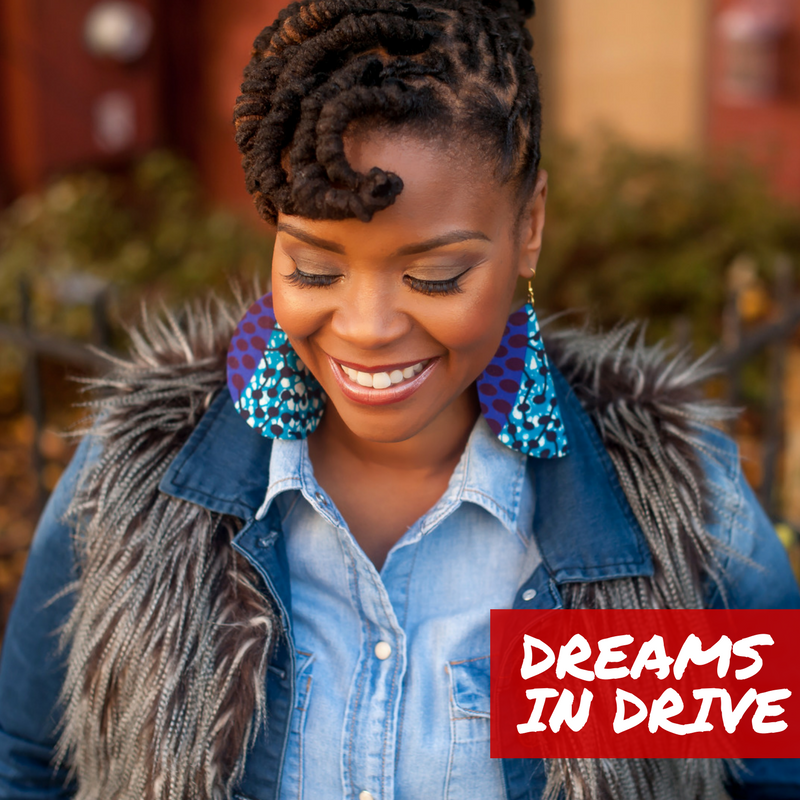 Xanthia Johnson - Dreams In Drive