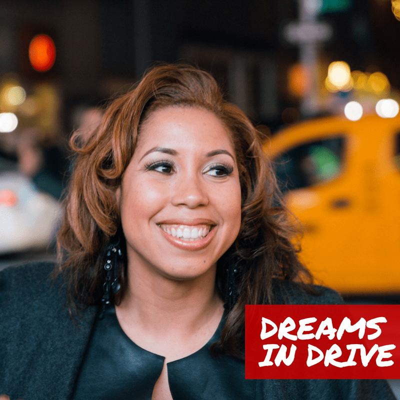 Gabrielle Simpson Dreams In Drive