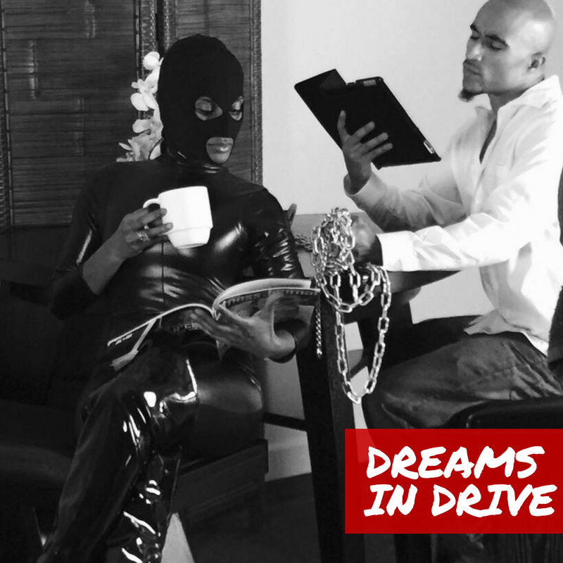 Jet Setting Jasmine & King Noire - Dreams In Drive