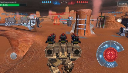 Mobile Mech Games: What to Play? - Dreamslayer