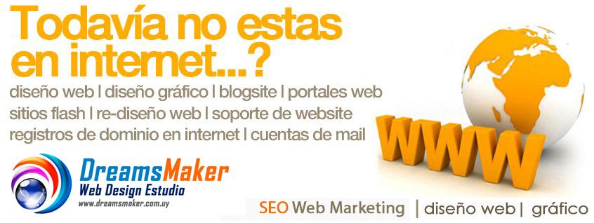 SEO - Web Marketing Uruguay- diseño web Uruguay - Diseño gráfico Uruguay