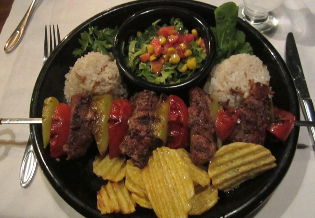 Mitsegeln Türkei Bordküche