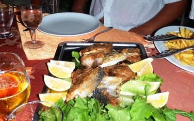 Bordküche I Gegrillter Fisch mit kreolischer Soße