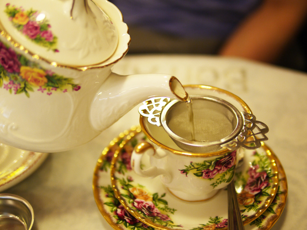 Afternoon Tea at After Queen Tea ShopToronto  Dreams of