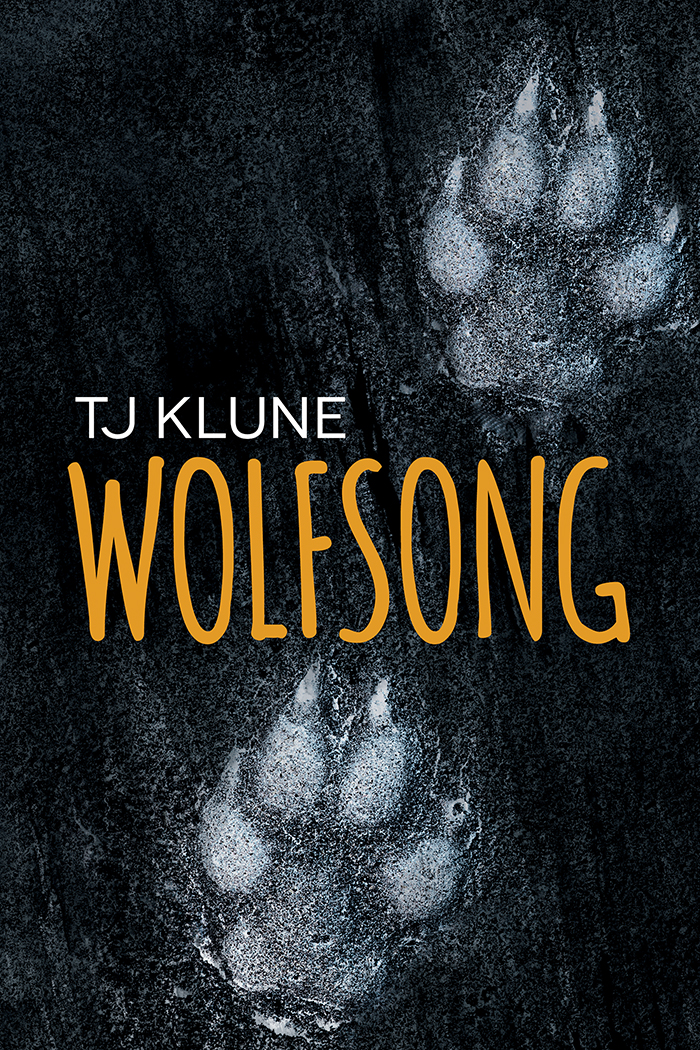 Wolfsong by TJ Klune  Dreamspinner Press
