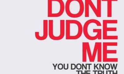 Inspirational life quotes sayings 'Don't judge me. encourage quotes