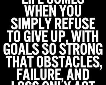 Inspirational quotes about life, Quote life. Success in Life Determination Quotes