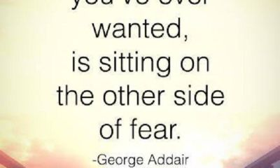 George Addair Quotes Inspirational messages Everything You've Ever Wanted