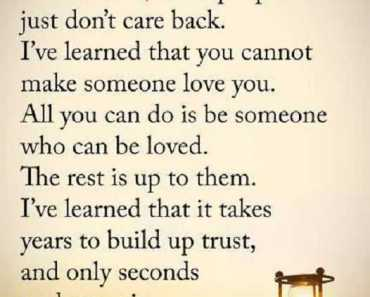 Inspirational life quotes How Much I Care quotes about motivational sayings