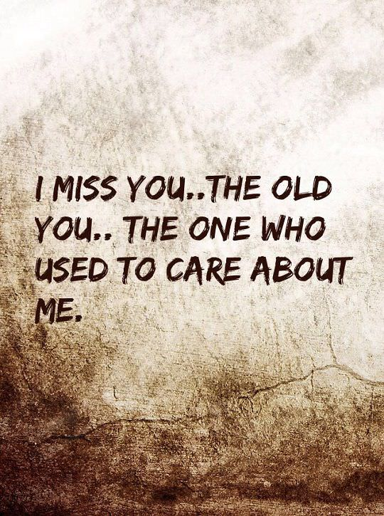 Miracle Of Love Sad Love Quotes: Sad Love Quotes About Love Sayings I Miss You Who Care