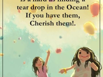 Cute Friendship Quotes and Friendship Sayings Finding a loyal friend, keep it