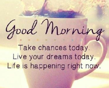 Morning Life Quotes Entrancing Good Morning Quotes Life Sayings Have A Good Day Good Morning