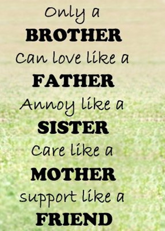 Love Brother Quotes Mesmerizing The 48 Greatest Brother Quotes And Sibling Sayings Dreams Quote