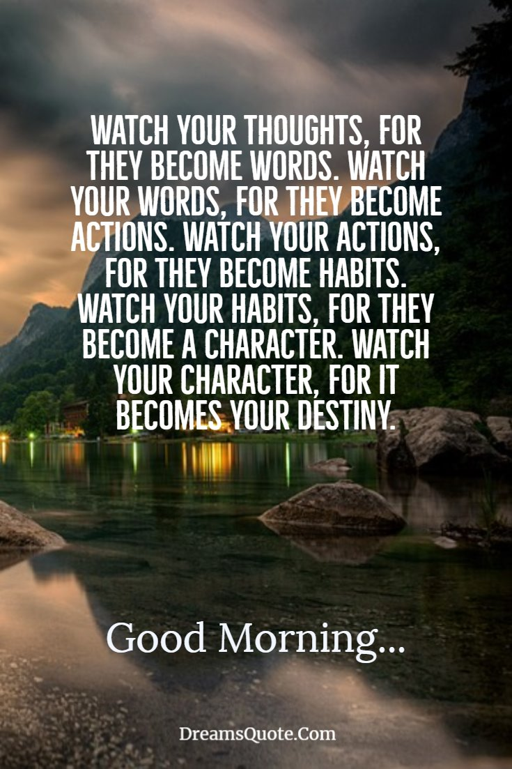 137 Good Morning Quotes And Images Positive Words For Good Morning 62