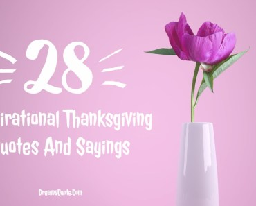 Inspirational Thanksgiving Quotes And Sayings 1