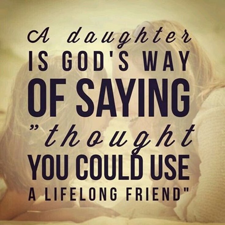 60 Inspiring Mother Daughter Quotes and Relationship Goals 60