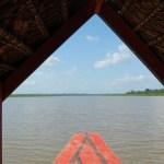 navigando sul rio