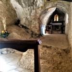 eremo di Santa Maria Infra Saxa