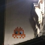 Space Invaders - Paris 2014