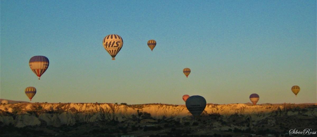 Airballon in Cappadocia