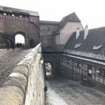 Kaiserburg- l'interno