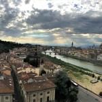 Firenze dalla Torre San Niccolò