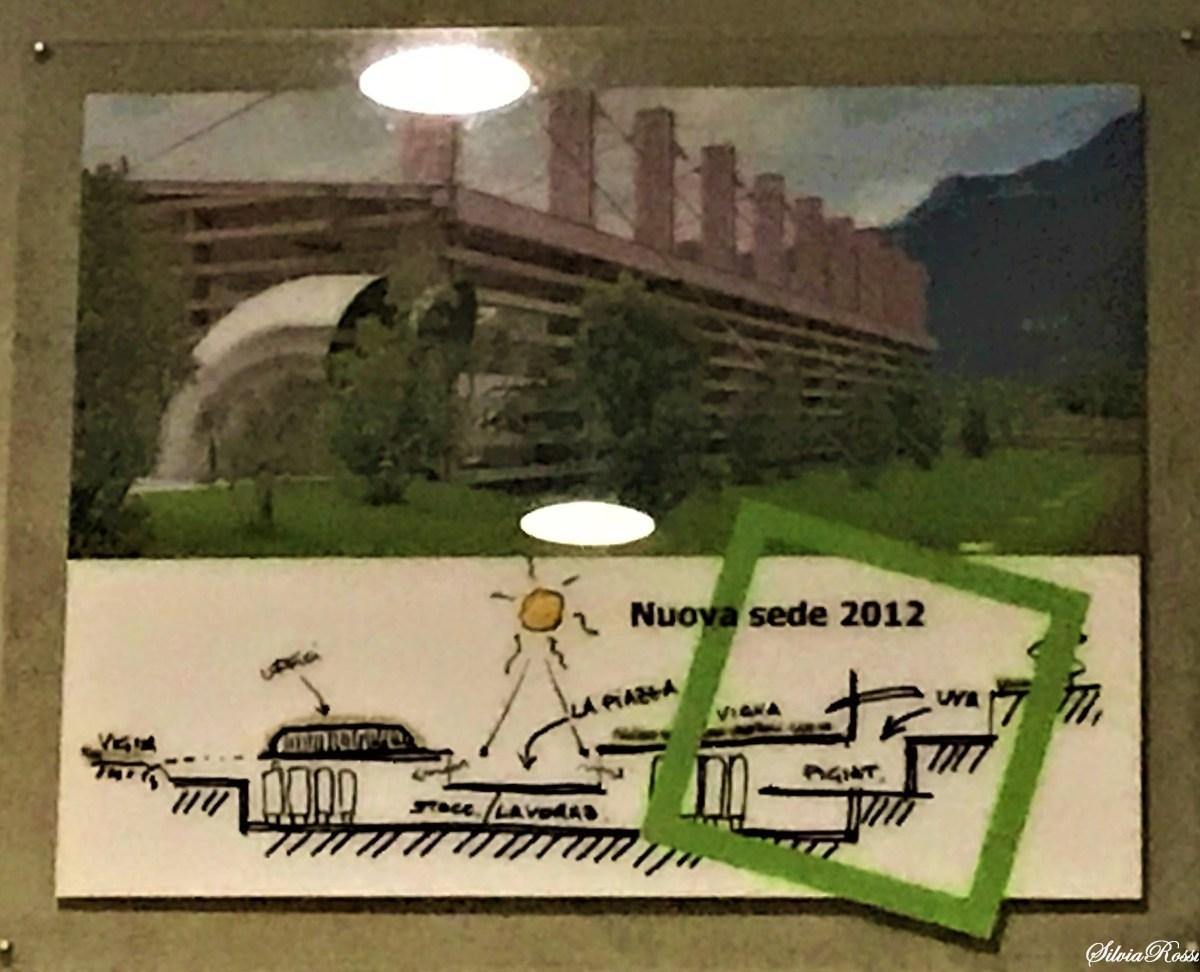 Cantina Mori Colli Zugna, sorsi di Trentino