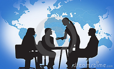 Business Meeting Stock Photos - Image: 18390943