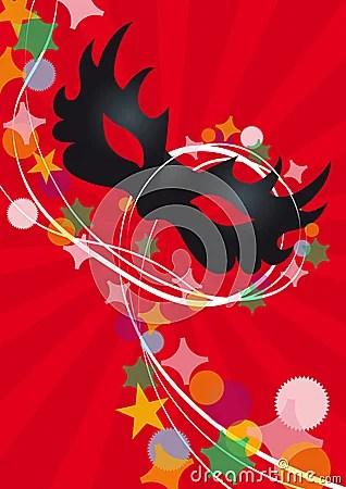 Carnival ribbon