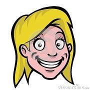 cartoon girl viking free