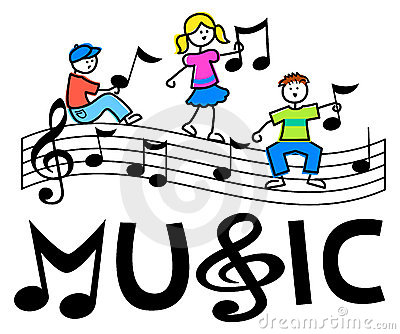 Cartoon Kids Musical Bar/eps Royalty Free Stock Image - Image: 22779566