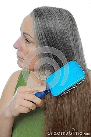 how do you cure grey hair prevent grey hair dark brown hairs