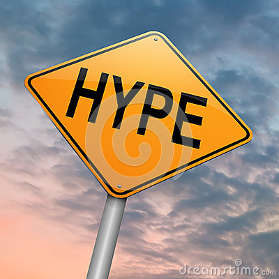 Royalty Free Stock Photo: Hype concept. Image: 26125495
