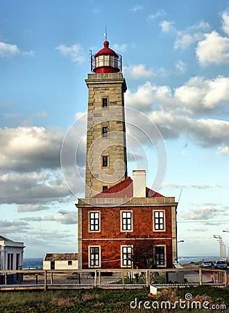 Lighthouse of Sao Pedro de Muel, Portugal