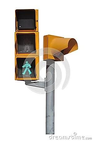 Pedestrian Green Light
