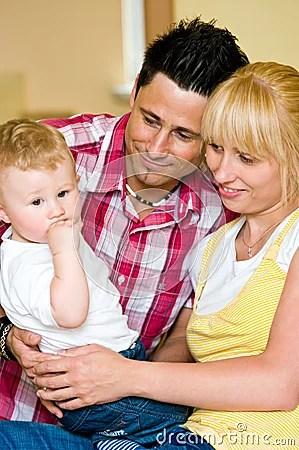 Proud Parents Stock Image - Image: 15953931