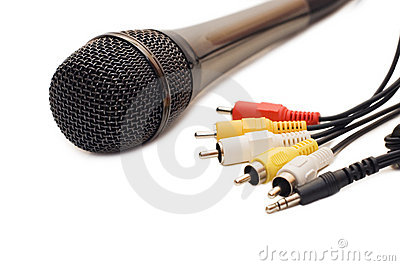The Big Black Microphone