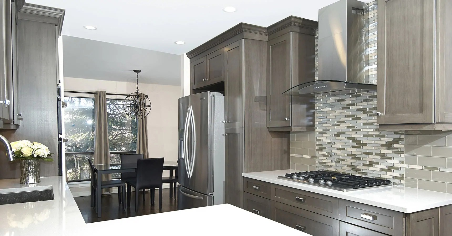 Custom Cabinetry in Westchester Putnam county Mahopac