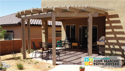 Patio Covers Albuquerque  Dreamstyle Remodeling