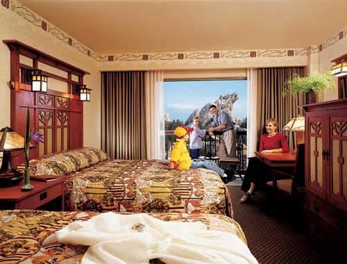 Disneys Grand Californian Hotel Pictures