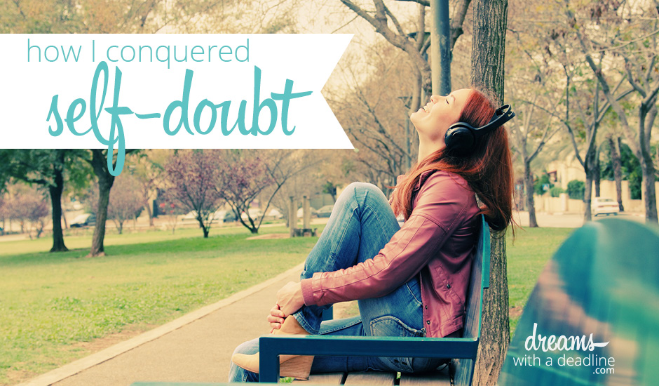 Overcoming self-doubt