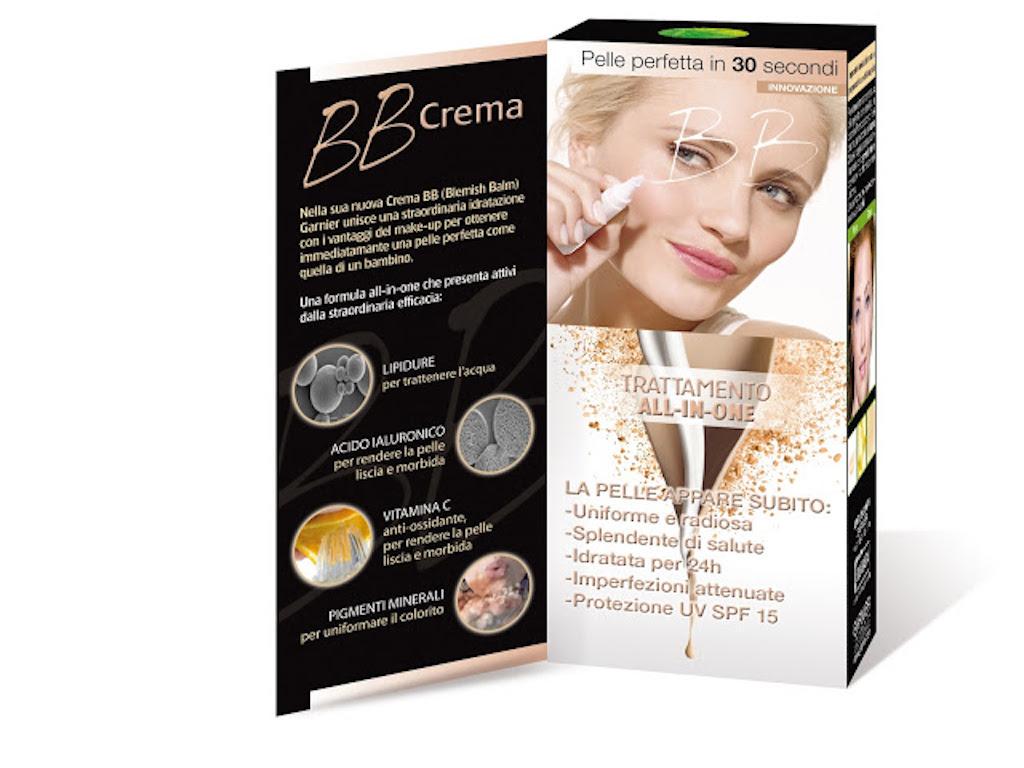 Garnier BB cream all in one il perfezionatore della pelle