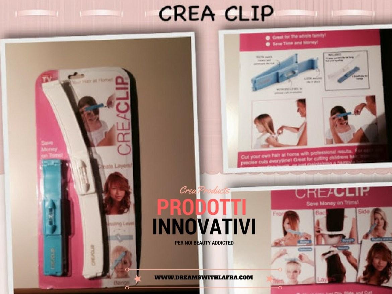Come tagliare i capelli in casa con Crea Clip