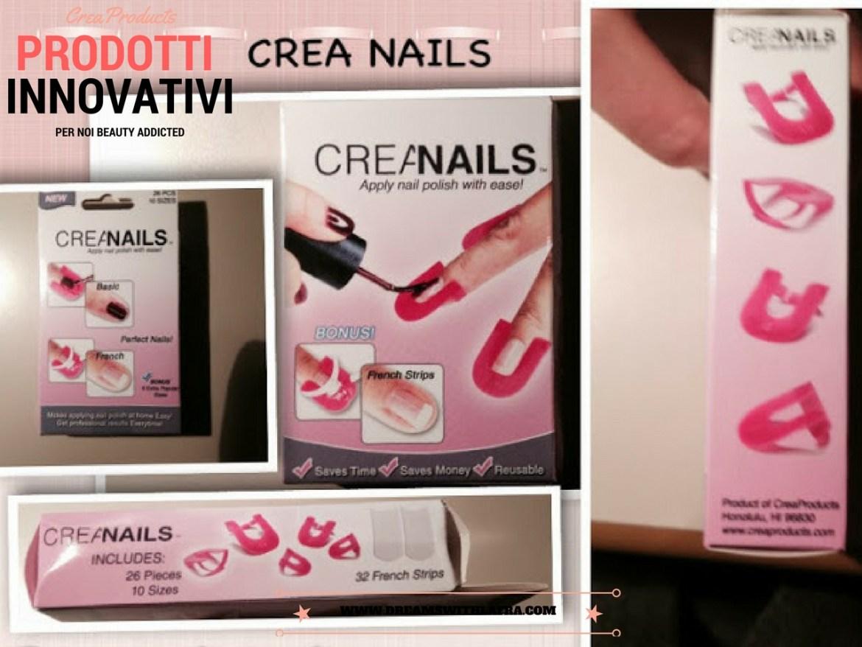 Come applicare lo smalto facilmente con Crea Nails